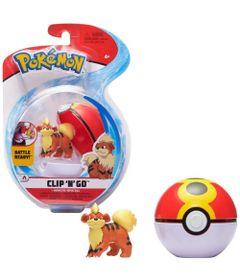 Figuras-de-Acao---Pokemon---Wave-7---Jazwares---Growlithe-com-Repeat-Ball---Sunny-0