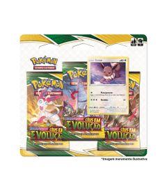 Jogo-de-Cartas---Pokemon---Blister-Triplo---Eevee---Ceus-em-Evolucao---Copag-0