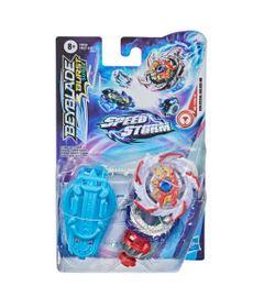 Lancador-e-Piao-de-Batalha-Beyblade-Speedstorm-Iniciante---Kolossal-H6---Hasbro-0