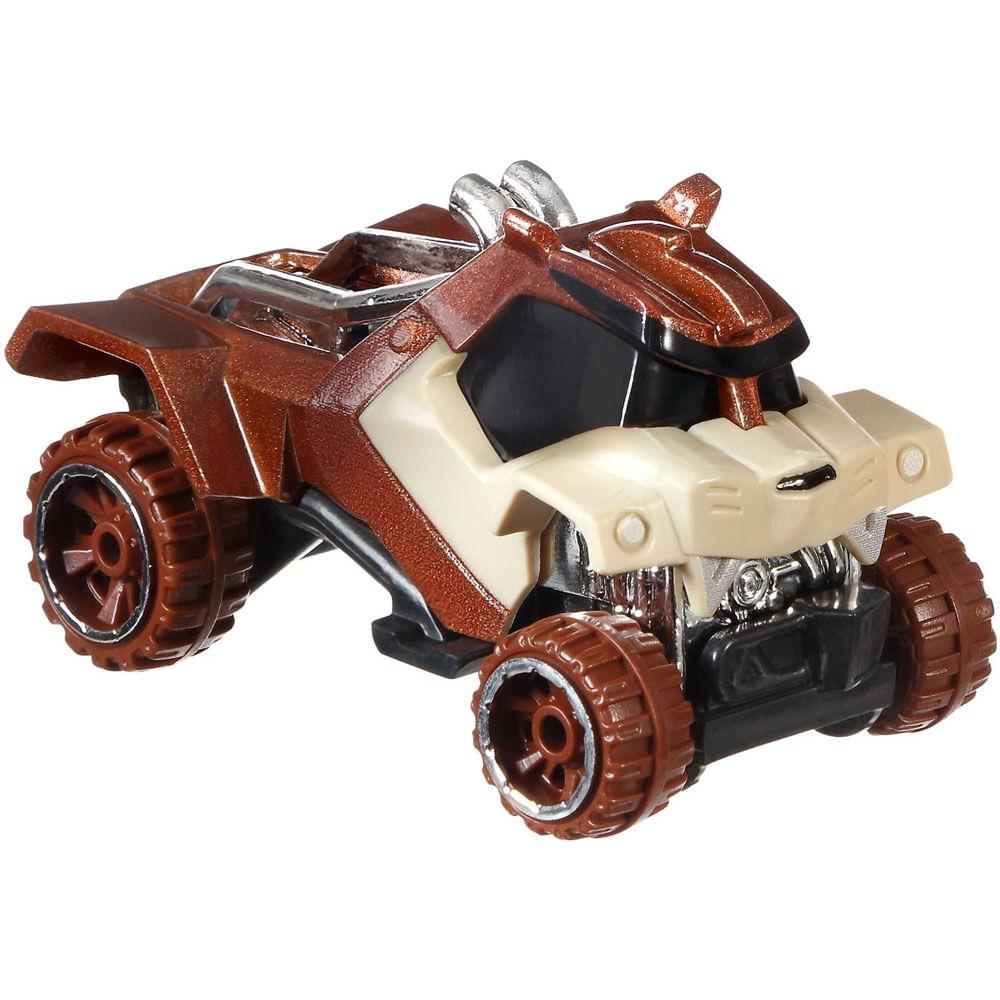 Veículo Hot Wheels - Escala 1:64 - Looney Tunes - Space Jam - Taz - Mattel