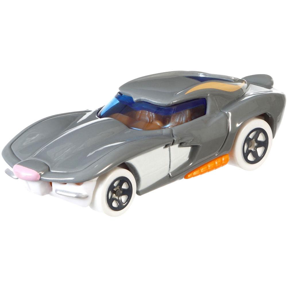 Veículo Hot Wheels - Escala 1:64 - Looney Tunes - Space Jam - Pernalonga - Mattel