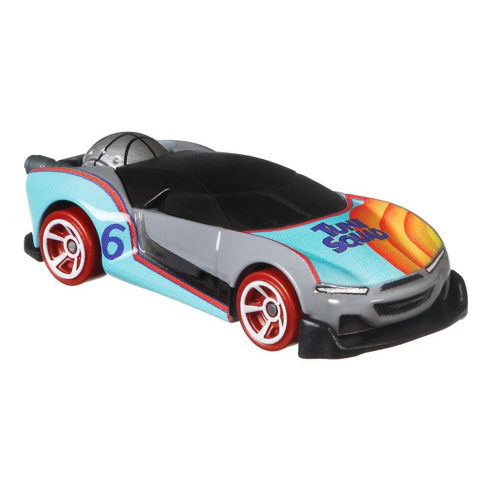 Veículo Hot Wheels - Escala 1:64 - Looney Tunes - Space Jam - Lebron James - Mattel