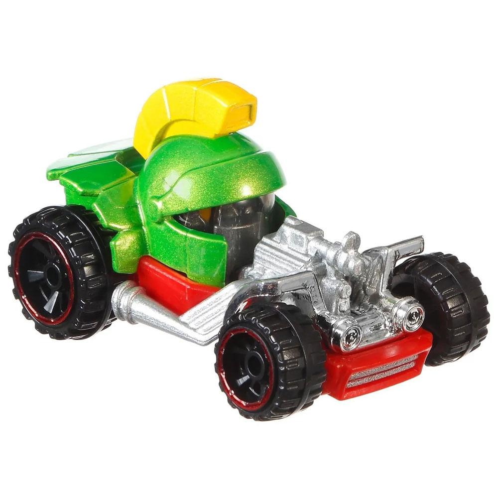 Veículo Hot Wheels - Escala 1:64 - Looney Tunes - Space Jam - Marvin - Mattel