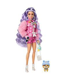 Boneca-Barbie---Extra---Barbie-Com-Saia-Roxa---Mattel-0