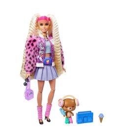 Boneca-Barbie---Extra---Barbie-Com-Saia-e-Bolsa-Roxa---Mattel-0