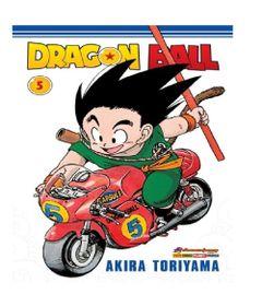 Livro---Dragon-Ball---05---Panini-0