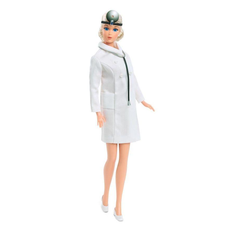 Boneca-Barbie---Signature-1973-Doctor---Mattel-0