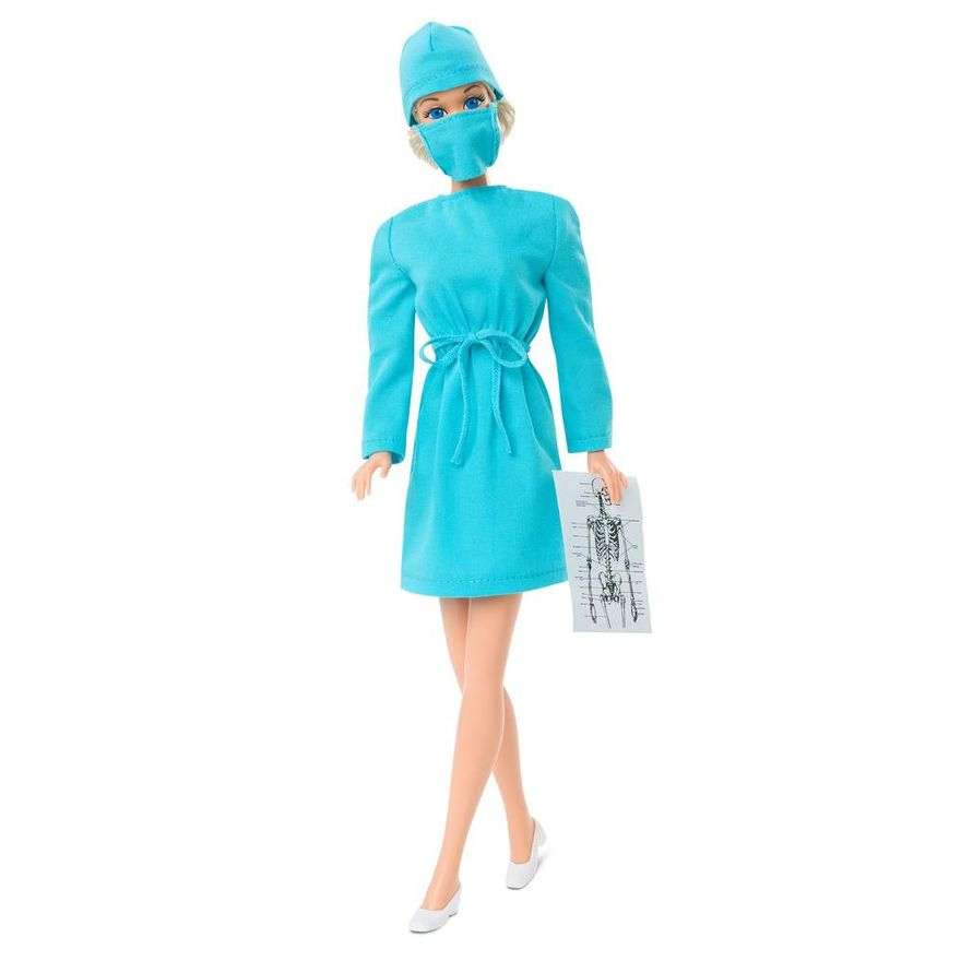 Boneca-Barbie---Signature-1973-Doctor---Mattel-1