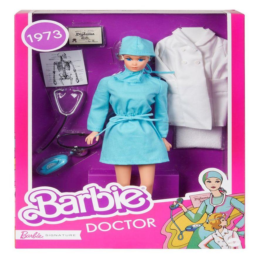 Boneca-Barbie---Signature-1973-Doctor---Mattel-5