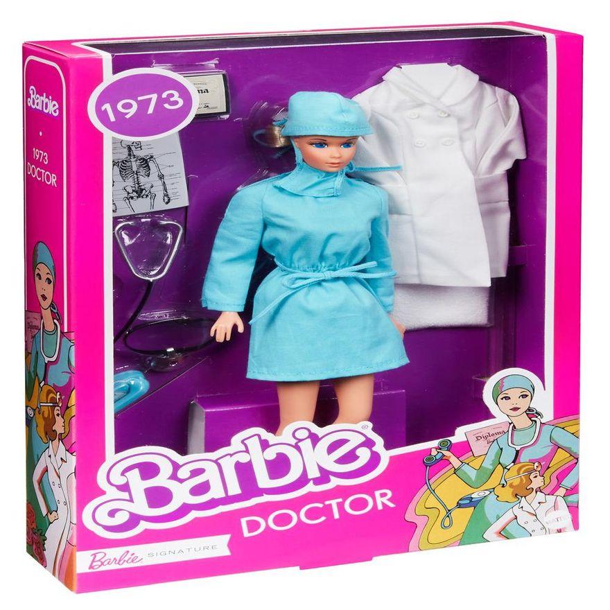 Boneca-Barbie---Signature-1973-Doctor---Mattel-6