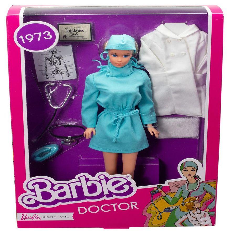Boneca-Barbie---Signature-1973-Doctor---Mattel-7