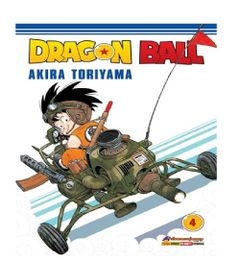 Livro---Dragon-Ball---Volume-4---Panini-0