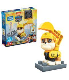 Blocos-de-Montar---Mattel---Mega-Bloks---Patrulha-Canina---Rubble-0