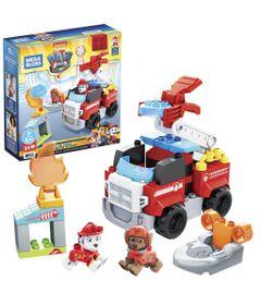 Blocos-de-Montar---Mattel---Mega-Bloks---Patrulha-Canina---Caminhao-De-Bombeiros-do-Marshall--0