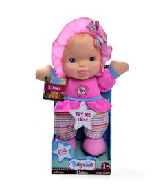 Boneca-Baby-s-First---Risada-Fofinha---Calca-Listrada---New-Toys_Frente