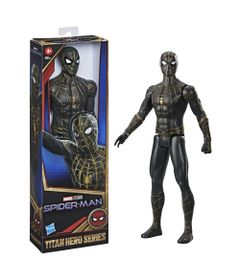 Figura-Articulado---Marvel---Legends-Series---Homem-Aranha---Preto-e-Dourado---15-Cm---Hasbro--0