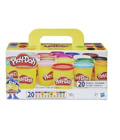 Massa-de-Modelar---Play-Doh---Pack-com-20-potes-Sortidos---Hasbro_Embalagem