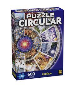Quebra-cabeca---600-Pecas---Zodiaco---Circular---Grow-0
