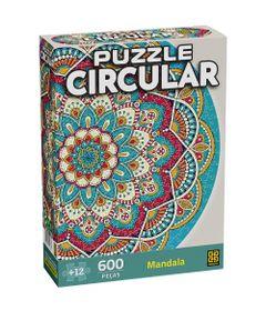 Quebra-cabeca---600-Pecas---Mandala---Circular---Grow-0