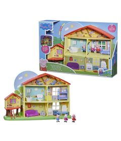 Playset-e-Mini-Figuras---Peppa-Pig---Casa-da-Peppa---Diversao-Noite-e-Dia-com-Luzes-e-Som---Hasbro-0