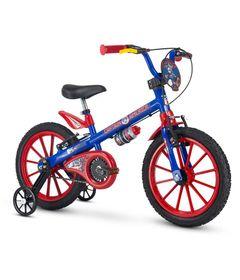 Bicicleta---Aro-16---Capitao-America---Nathor---Azul-0