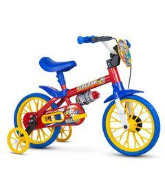 Bicicleta---Aro-12---Fireman---Nathor---Vermelho-e-Azul-0