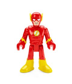 Mattel-Boneco-Articulado---26-Cm---Imaginext---DC-Comics---Flash---Mattel-0