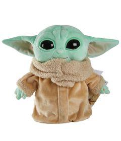 Pelucia-Basica---Disney---Star-Wars---Mandalorian---Baby-Yoda---20-cm---Mattel-0