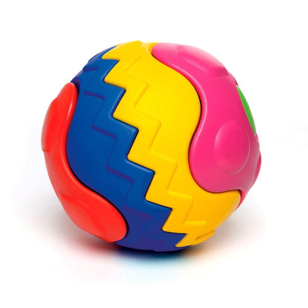 Brinquedo Infantil Bola Encaixa Estrela Baby