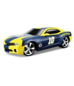 Carrinho-de-Controle-Remoto---2010-Chevrolet-Camaro---Maisto---Amarelo-0