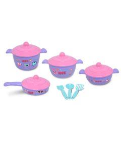 Acessorios-de-Casinha---Disney---Minnie---Conjunto-de-Panelinhas---Mielle-Brinquedos-0