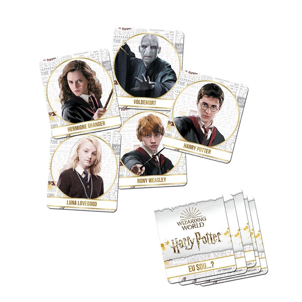 Jogo Eu Sou? Harry Potter - Estrela