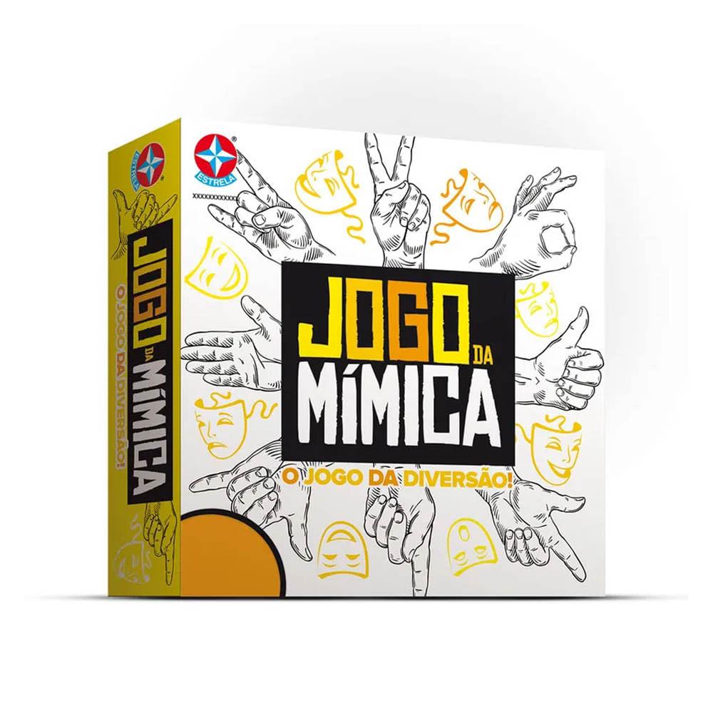 JOGO DA MÍMICA ESTRELA