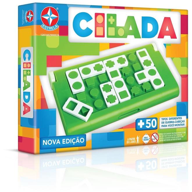 Jogo Cilada - Estrela