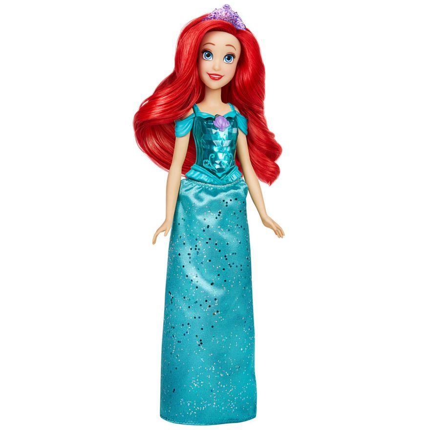 Boneca-Articulada---Disney-Princess---Princesa-Ariel---Brilho-Real-Shimmer---Hasbro-0