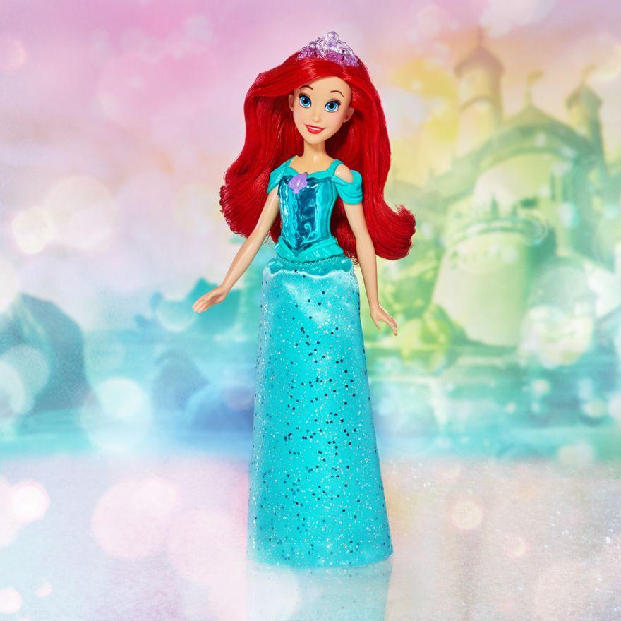 Boneca-Articulada---Disney-Princess---Princesa-Ariel---Brilho-Real-Shimmer---Hasbro-5