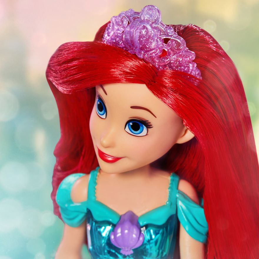 Boneca-Articulada---Disney-Princess---Princesa-Ariel---Brilho-Real-Shimmer---Hasbro-6