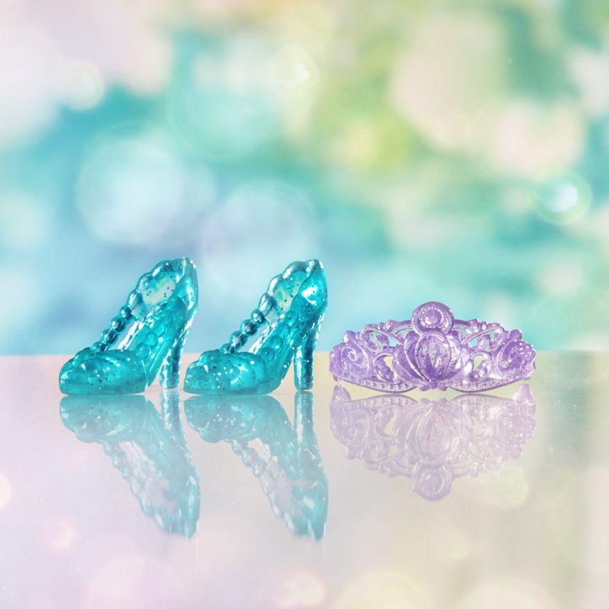 Boneca-Articulada---Disney-Princess---Princesa-Ariel---Brilho-Real-Shimmer---Hasbro-9