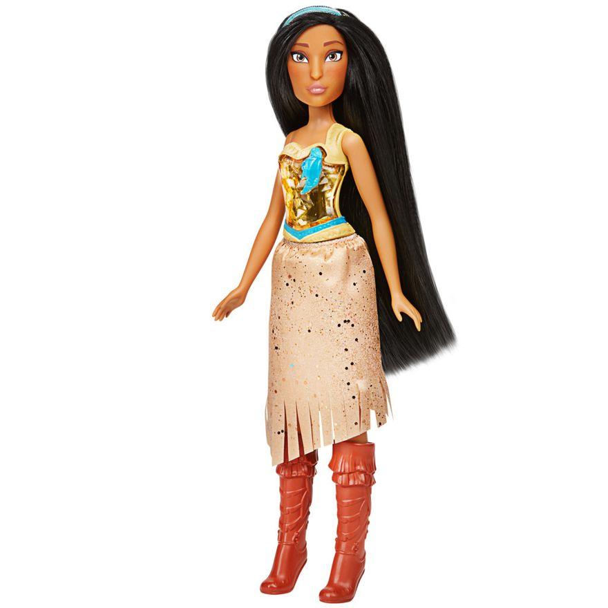 Boneca-Articulada---Disney-Princess---Princesa-Pocahontas---Brilho-Real-Shimmer---Hasbro-0