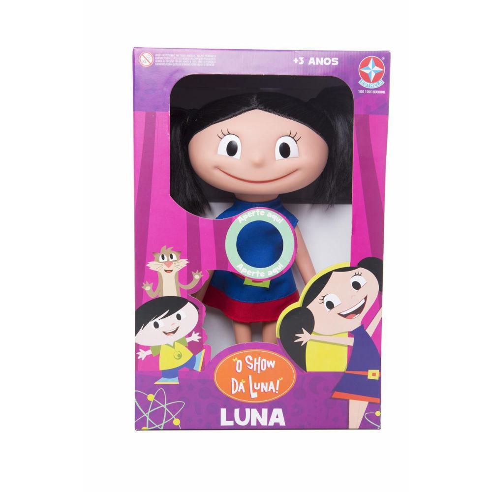 Boneca Luna O Show Da Luna Estrela
