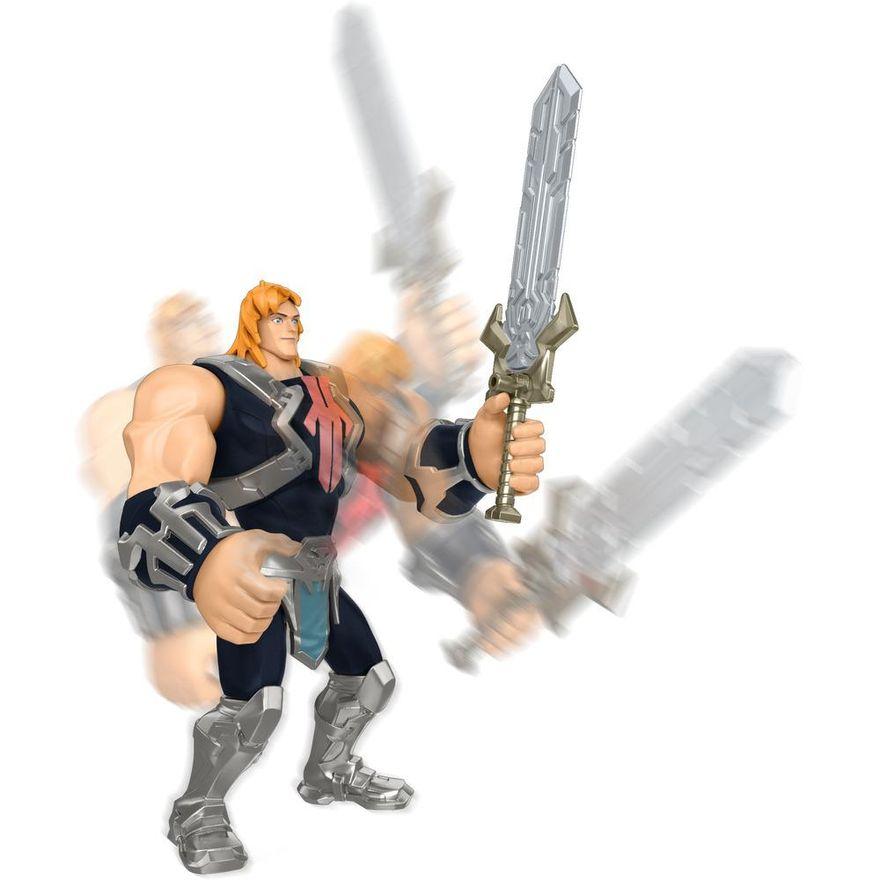 Boneco-Articulado---Masters-Of-The-Universe---Animated---He-Man---Power-Attack---14-cm---Mattel-3