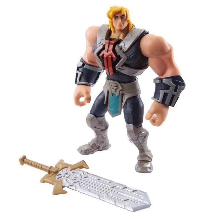 Boneco-Articulado---Masters-Of-The-Universe---Animated---He-Man---Power-Attack---14-cm---Mattel-5