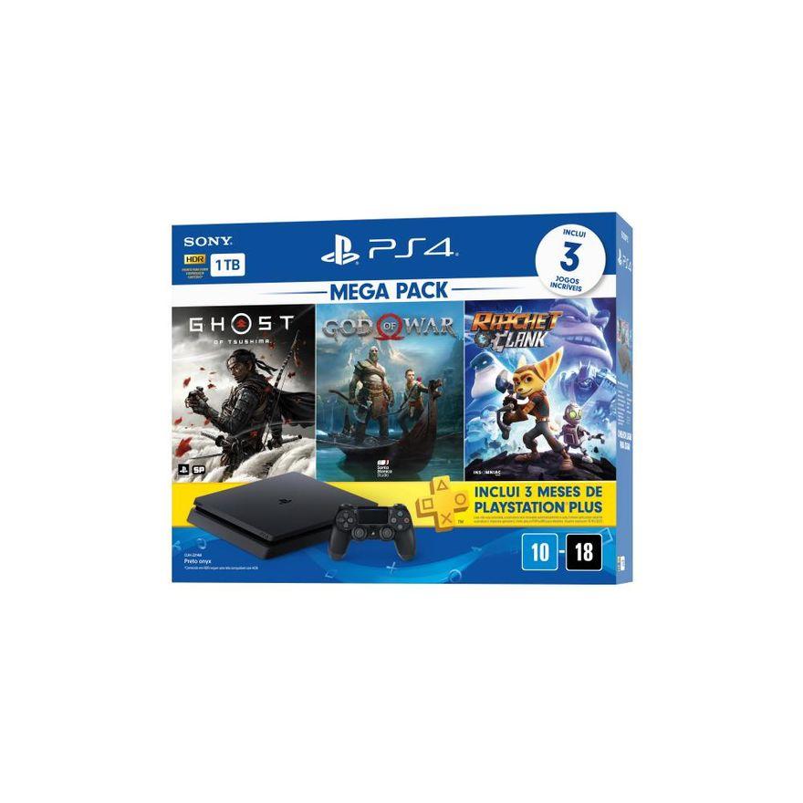 Playstation-4---Mega-Pack-V18---1TB-com-3-Jogos---Sony-3