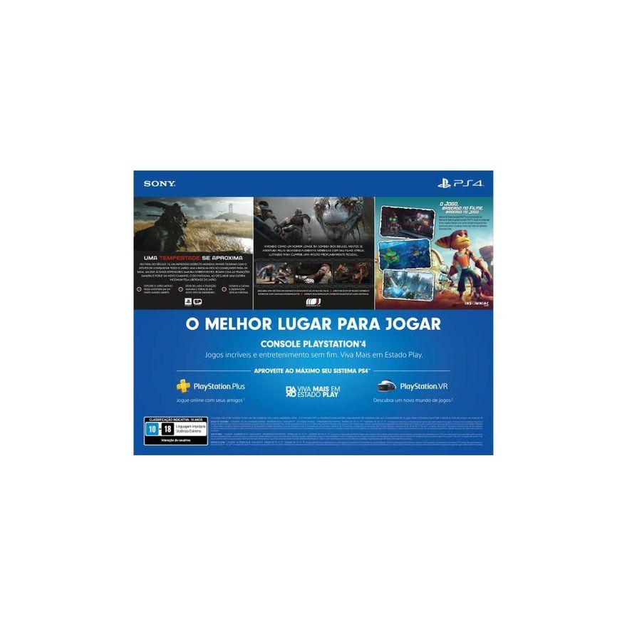 Playstation-4---Mega-Pack-V18---1TB-com-3-Jogos---Sony-6
