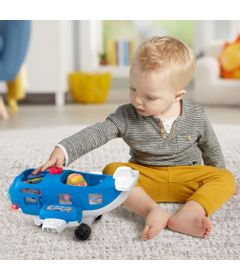 Veiculos-Grandes---Little-People---Aviao---Azul---Fisher-Price-6
