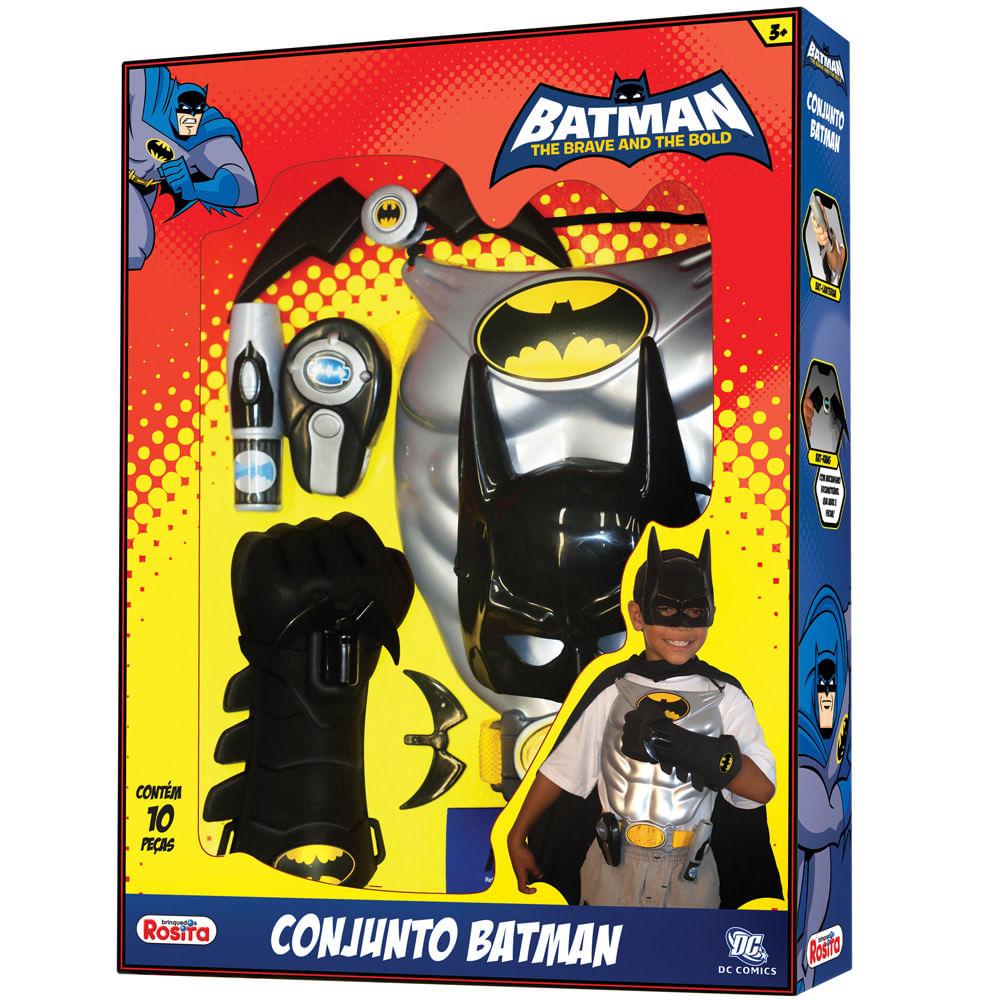 Conjunto Batman - Rosita
