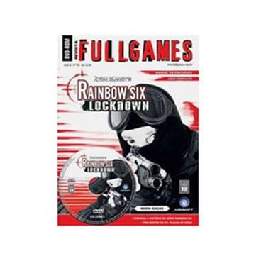 Revista Fullgames Rainbow Six Lockdown