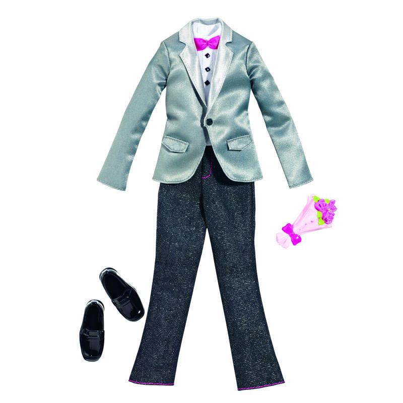 Roupinha para Boneco Ken Fashionista - Smoking Cutie - Mattel