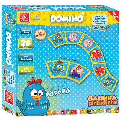 Galinha-Pintadinha-Domino