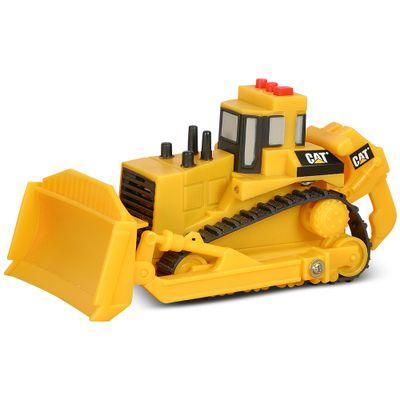 Trator Caterpillar - Mini Mover - Bulldozer - DTC - Ri ...